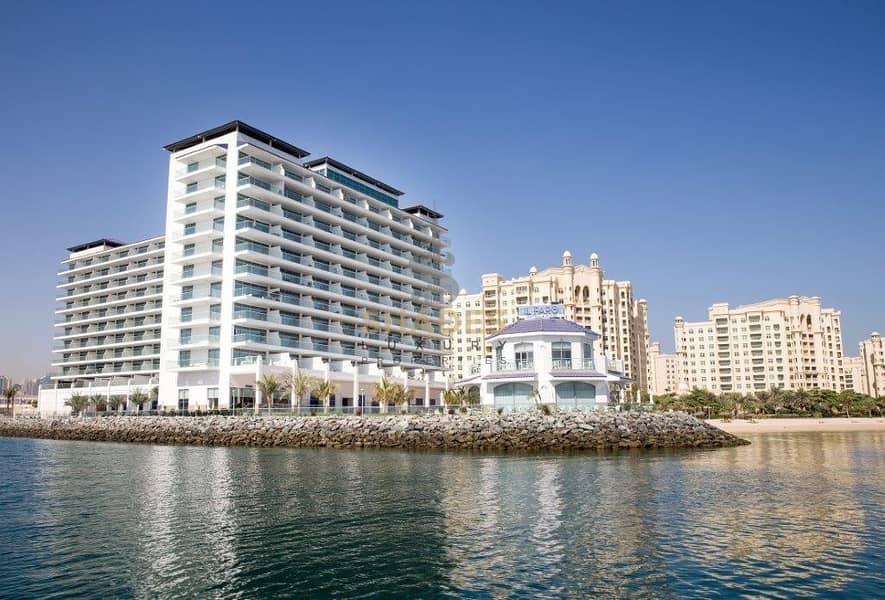 2 0% Commission Beachfront 1BR Apartment