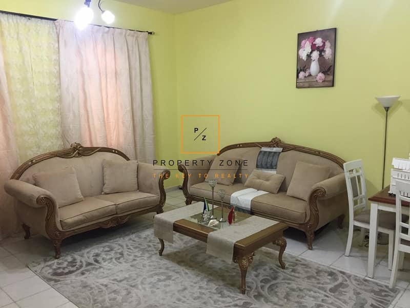 2 Vacant 1 BR I Park Facing I Available For 12 Chqs