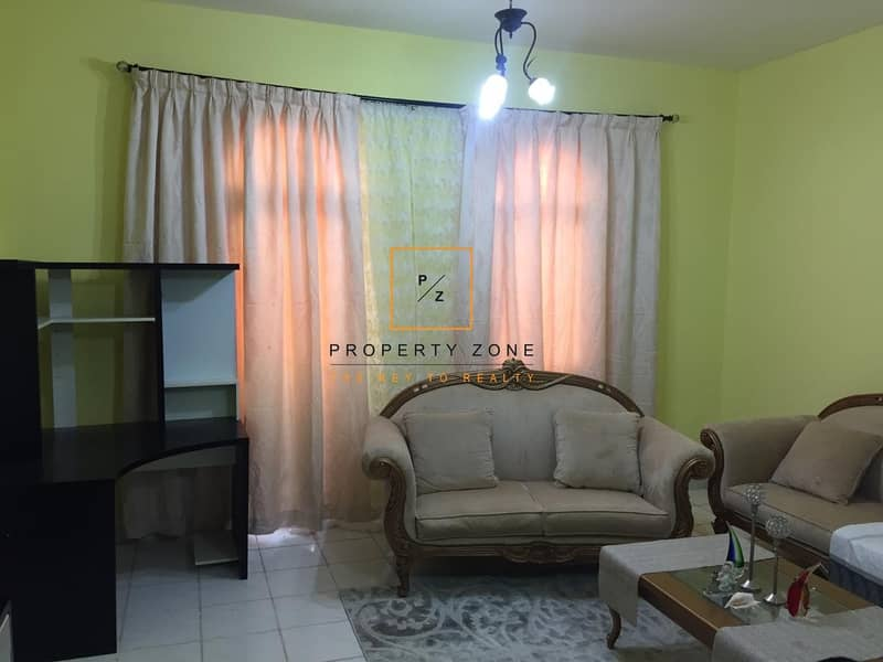 10 Vacant 1 BR I Park Facing I Available For 12 Chqs