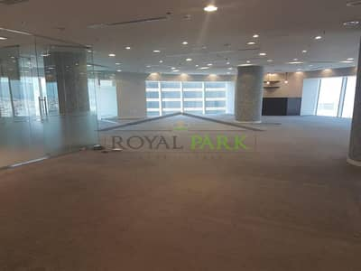 Office for Rent in Sheikh Zayed Road, Dubai - Amazing location with excellent view fitted office !