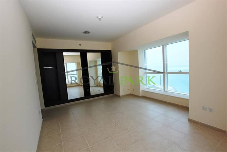 NICE SEA VIEW 4BR+Maid in Elite Residence