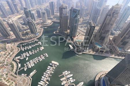 Luxury   Full Marina View   Unfurnished