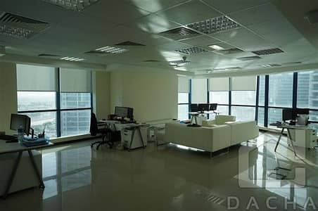 New to market! Make an offer on this great office in X2 JLT today!