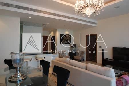 شقة 1 غرفة نوم للبيع في نخلة جميرا، دبي - Rare 1Bedroom High Floor Adriatic Oceana