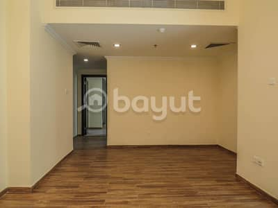 1 Bedroom Flat for Rent in Al Barsha, Dubai - 1 BR unfurnished apartment for rent behind MOE