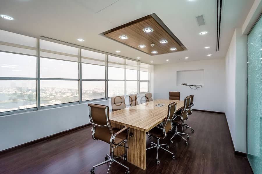 Fitted Office | Mid Floor | DMCC Freezone
