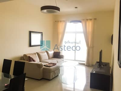 1 Bedroom Flat for Rent in Dubai Sports City, Dubai - Fully Furnished 1-Bed|Medalist Tower| Golf View