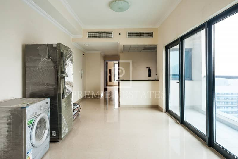 2 Cheapest 1BR Marina View Time Place Tower