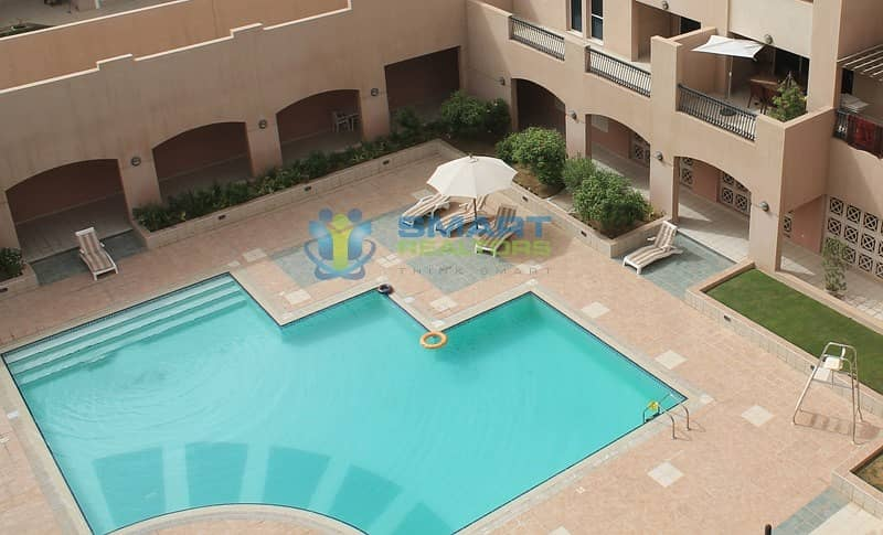 2 Chiller Free I 2 Bed Room Apartments with Amazing Burj Al Arab View