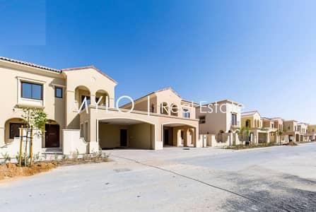 فیلا 4 غرفة نوم للايجار في المرابع العربية 2، دبي - Handed over  4 bed + maids   corner plot