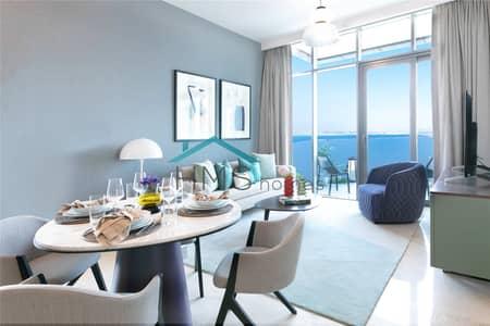 فلیٹ 1 غرفة نوم للبيع في مدينة دبي الملاحية، دبي - 1 Bed Full Sea View | 5yrs Post Handover