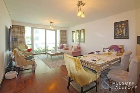 فلیٹ 2 غرفة نوم للبيع في مساكن شاطئ جميرا (JBR)، دبي - Partial Marina and Sea View | 2 Bedrooms
