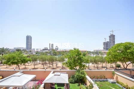 تاون هاوس 2 غرفة نوم للايجار في مثلث قرية الجميرا (JVT)، دبي - 2nd Bedroom | Park Backing | Stunning Example