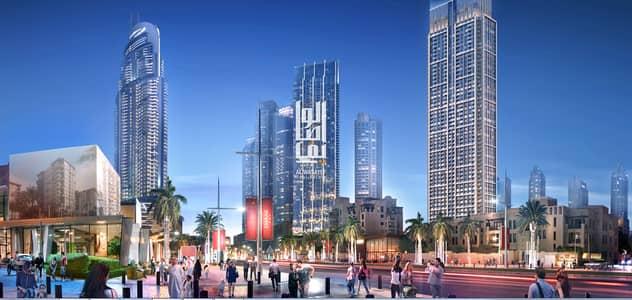 شقة 2 غرفة نوم للبيع في وسط مدينة دبي، دبي - Luxury 2 BR with full view on Burj khalifa! No Commission!