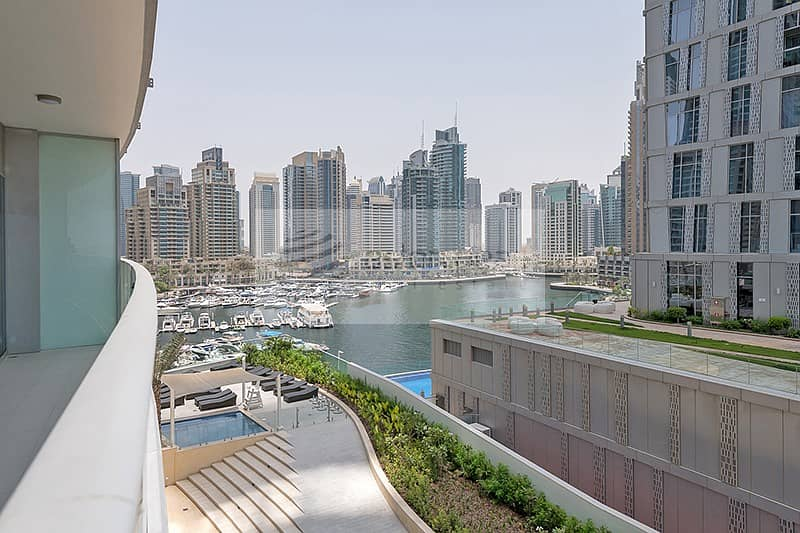 2 Exclusive 1 Bedroom | Sea and Marina Views