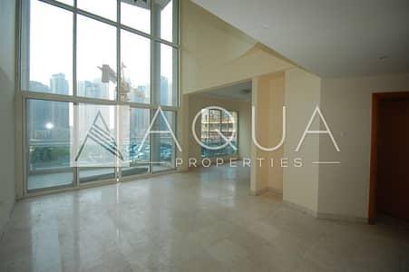 فلیٹ 3 غرفة نوم للايجار في دبي مارينا، دبي - Duplex 3 Beds | Emerald Residence Marina