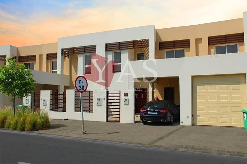 Amazing Three Bedroom Villa in Flamingo - Mina Al Arab..!