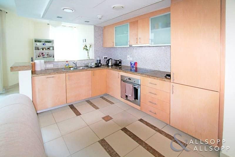 2 Upgraded Kitchen Layout   1 Bed   Emaar