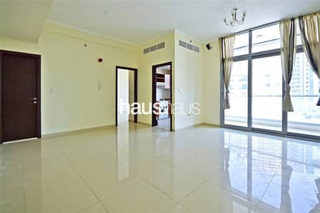 1 Bedroom Apartment for Rent in Dubai Marina, Dubai - Unfurnished with option to furnish | Available now