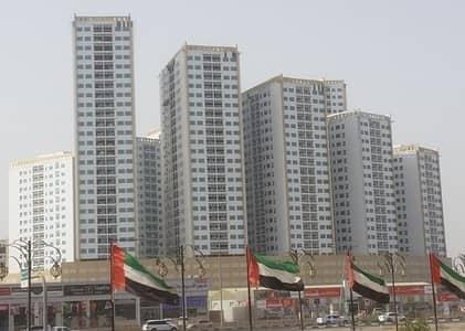 استوديو  للبيع في عجمان وسط المدينة، عجمان - استديو للبيع في ابراج اللؤلؤة فقط 155000