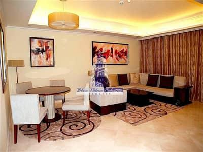 فلیٹ 1 غرفة نوم للبيع في نخلة جميرا، دبي - Cheapest Taj Grandeur 1br with Community View