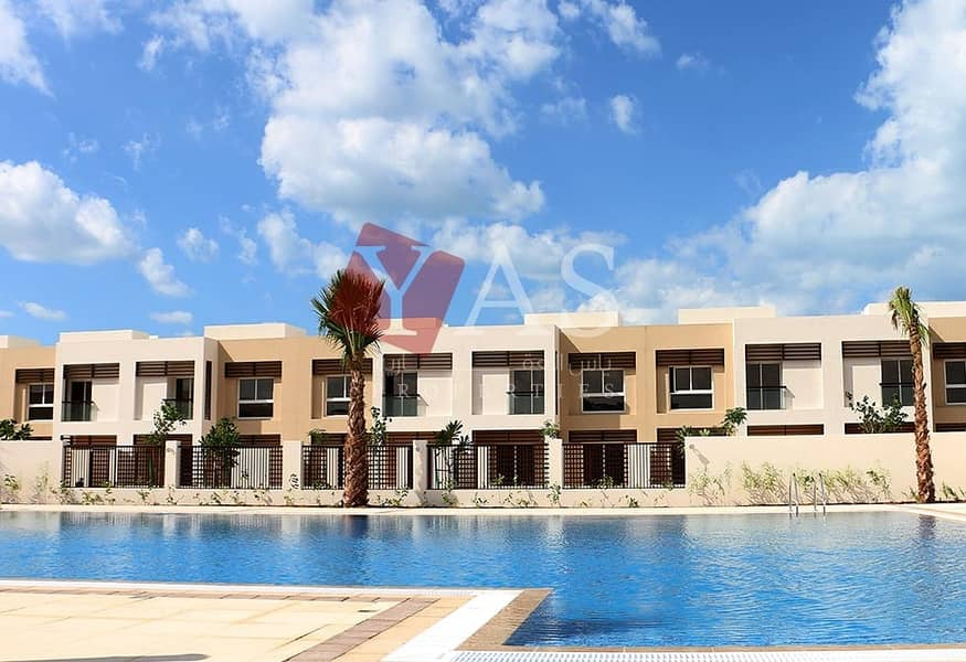 10 Charming 3 Bed Sea View For Rent in Flamingo Villa - Mina Al Arab