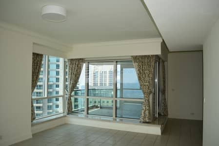 3 Bedroom Flat for Rent in Dubai Marina, Dubai - 3 BR + Maids | High Floor | Ready to move in