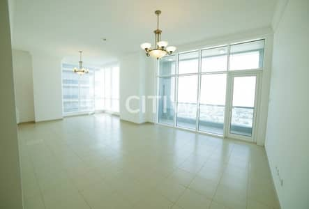 3 Bedroom Apartment for Rent in Sheikh Zayed Road, Dubai - Well- maintained apt.   Stunning Sea and Burj view