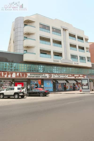 2 Bedroom Flat for Rent  on Main Road in Al Muteena Deira