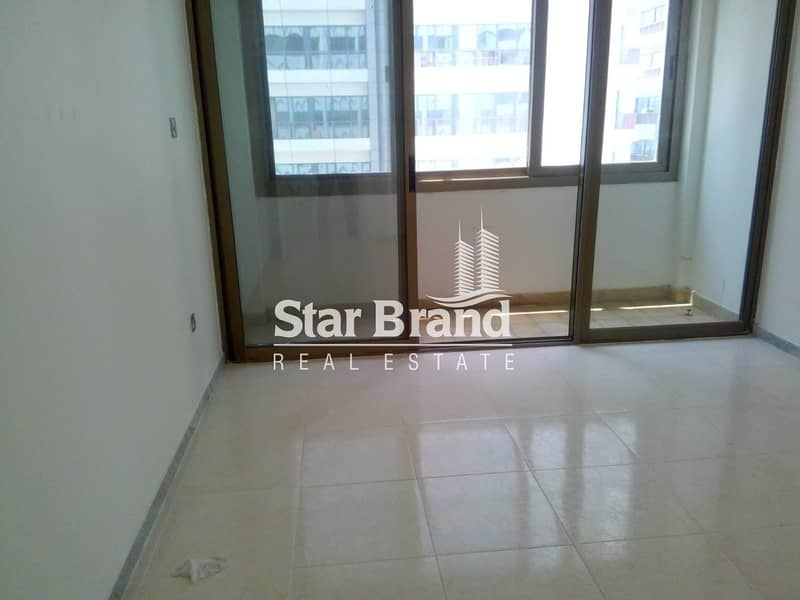 1 AFFORDABLE AND CLEAN 1 BEDROOM APARTMENT WITH BALCONY IN TOURIST CLUB AREA FOR RENT