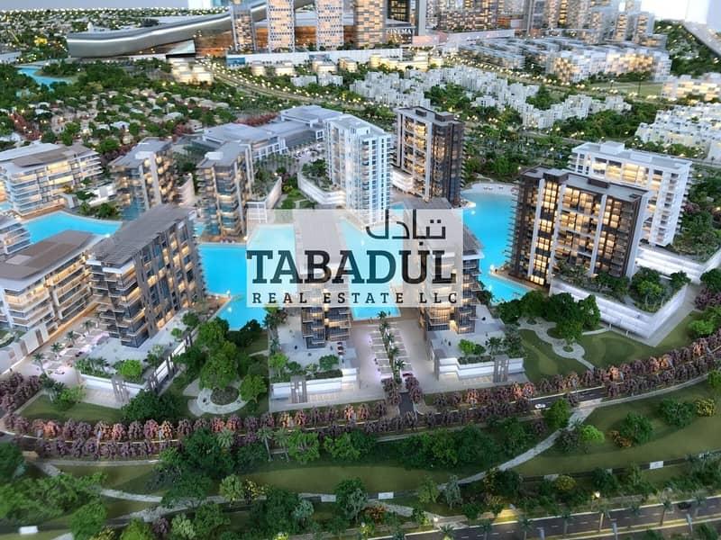 District One Properties Maydan 1 BHK