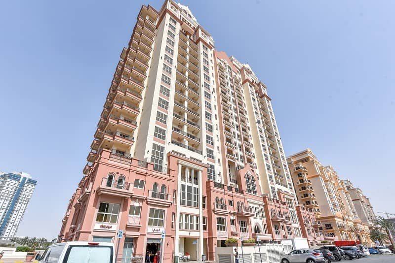 14 Unfurnished 1 Bed For Rent in Sport City