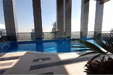3 Bedroom Apartment for Sale in Jumeirah Lake Towers (JLT), Dubai - High Floor | Vacant  Furnished Apartment  in Green Lakes 1 for Sale and Rent
