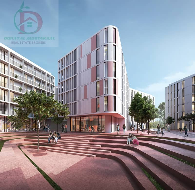 Invest a Fully Furnished STUDENT ACCOMMODATION starting at AED 240K in Sharjah