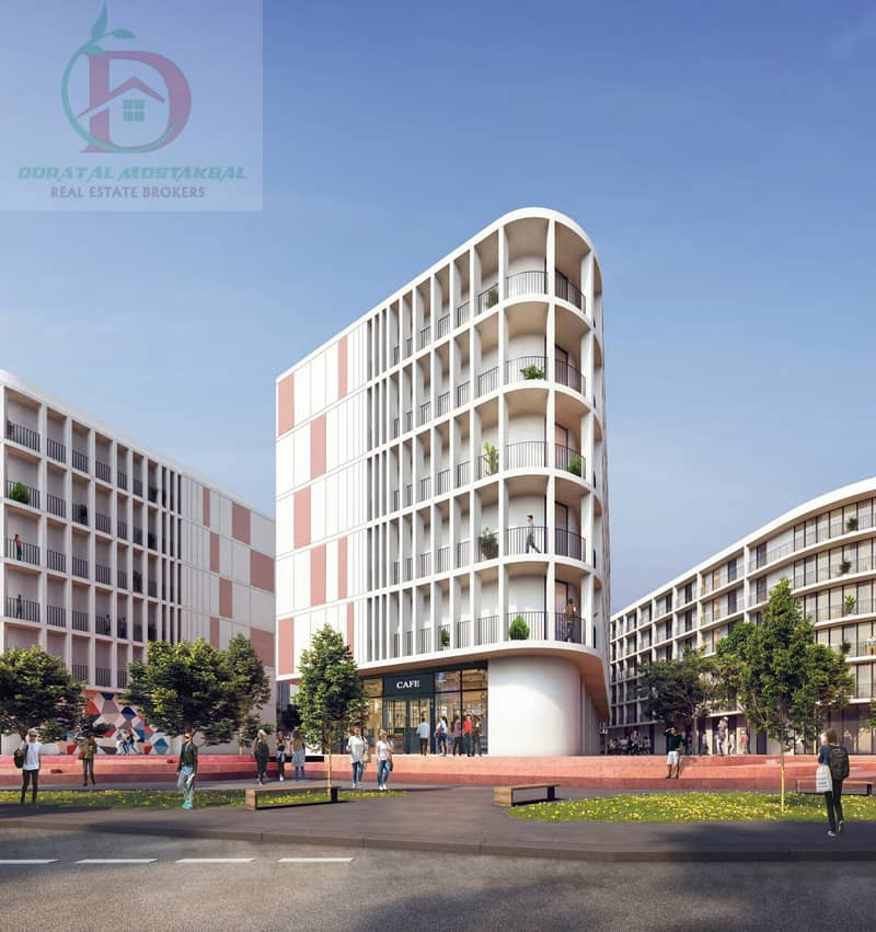 2 Invest a Fully Furnished STUDENT ACCOMMODATION starting at AED 240K in Sharjah