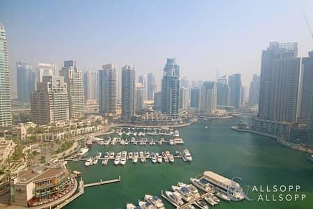 فلیٹ 3 غرفة نوم للبيع في دبي مارينا، دبي - Full Marina View | 3Bed | Motivated Seller