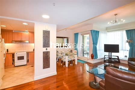 Upgraded | Bright | Fully Furnished | 1 BR +Study