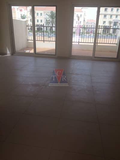 3 Bedroom Townhouse for Rent in International City, Dubai - Single row warsan village 3 bed town house
