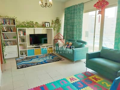 2 Bedroom Apartment for Rent in The Greens, Dubai - Bright 2 Bed + Study | Vacant End of June.