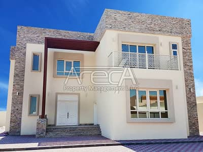 فیلا 5 غرفة نوم للايجار في مدينة محمد بن زايد، أبوظبي - فیلا في مدينة محمد بن زايد 5 غرف 200000 درهم - 4139544