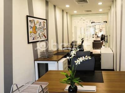 مکتب  للايجار في شارع الشيخ زايد، دبي - Fully Furnished and Serviced office in Dubai