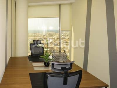 مکتب  للايجار في شارع الشيخ زايد، دبي - Furnished Luxurious office spaces in Dubai