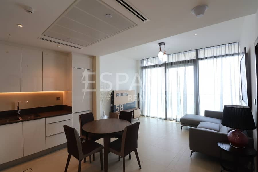 High Floor | Fully Furnished | 1BR New