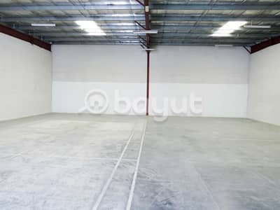 Warehouse for Rent in Jebel Ali, Dubai - Ideal warehouse for storage!Light activity!