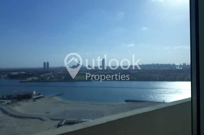 Breathtaking Full Sea View Apt +Balcony!