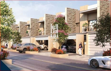 2 Bedroom Townhouse for Sale in Mohammad Bin Rashid City, Dubai - 2br townhouse 8 years to pay!!  10%  booking fee