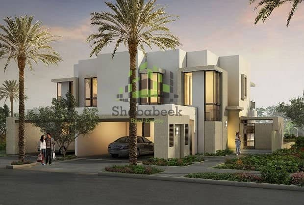 2 Perfect townhouse first quarter 2020 Handover