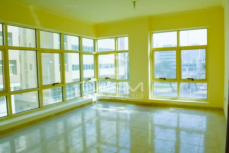 Spacious 2Br with easy parking near Al Nahyan