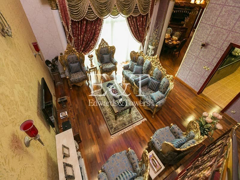1 Beautiful 4 BR Penthouse | Sea views