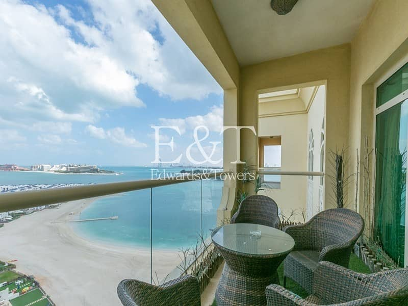 14 Beautiful 4 BR Penthouse | Sea views